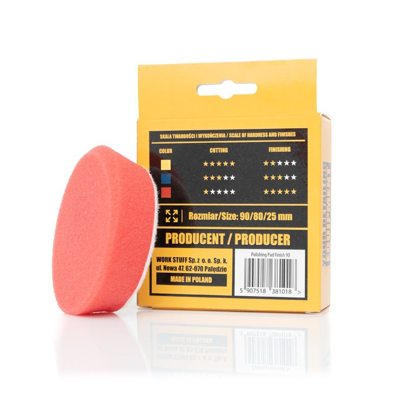 Lake Country Microfiber Cutting Pad 35mm - Corte